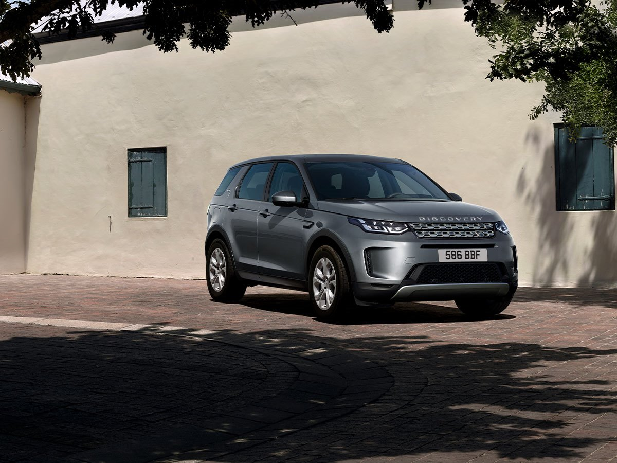 DISCOVERY SPORT​ Curated Edition Series フェア